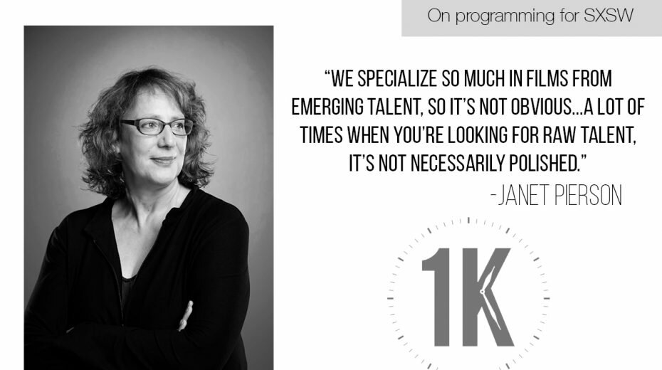 1K Film Festivals with Janet Pierson